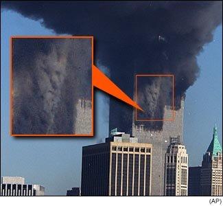 Devil in the Smoke of WTC